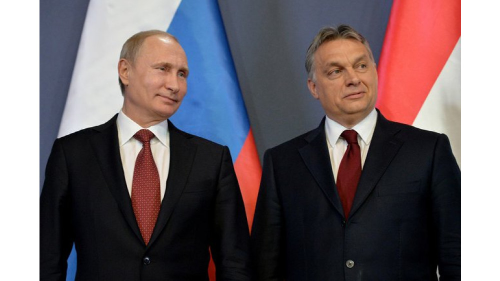Russia, Hungary as successors of Nazis' expansionist traditions