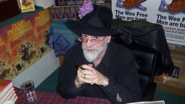 Zmarł sir Terry Pratchett autor fantasy